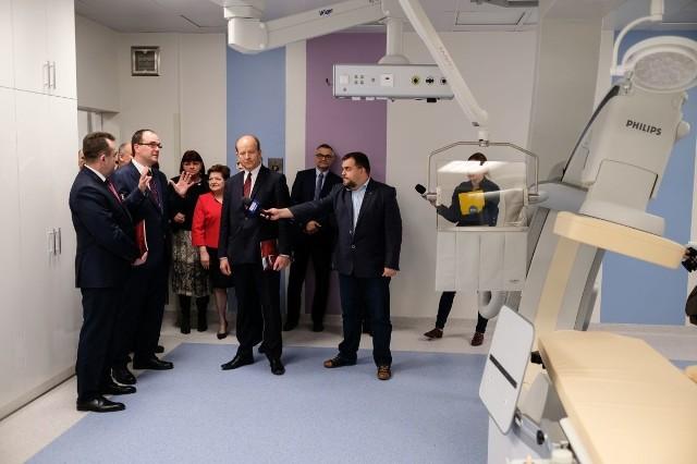 W piątek minister zdrowia spotkał się w Urzędzie Wojewódzkim w Poznaniu z dyrektorami wielkopolskich szpitali oraz z  przedstawicielami samorządów