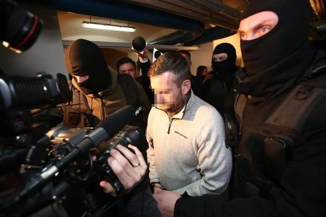 Wspólnicy gangstera Łukasza W. trafili do aresztu