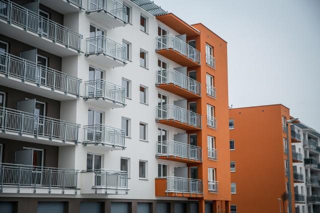 Nowych mieszkań oddanych do użytkowania odnotowano w październiku dużo, jednak to jedyny wskaźnik, który był na plus.