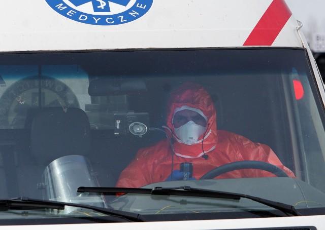 Aż 28 ratowników medycznych w Zielonej Górze złożyło wypowiedzenia