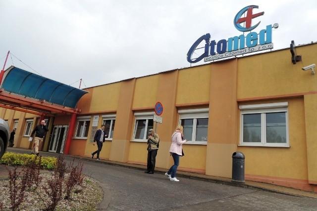 W przychodniach Citomed obecnie są teleporady jak i wizyty stacjonarne