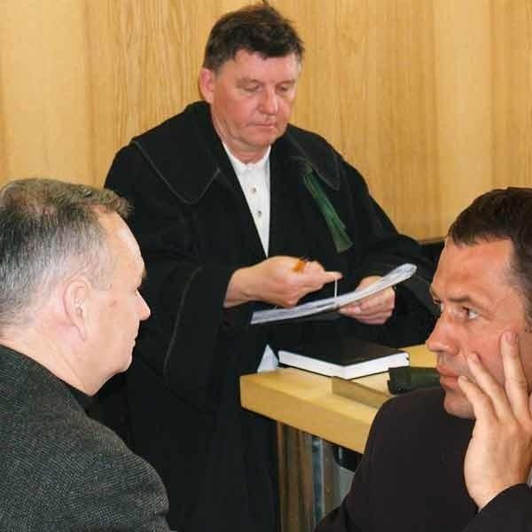 Jacek Zając: - Skorzystałem tylko z prawa do zgłoszenia swoich wątpliwości. Bogusław Jaworski krótko cieszył się wygraną.