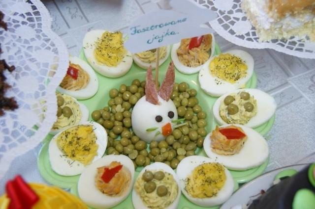 Przepis na wielkanocne jajka faszerowane
