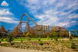 W Enerygylandii w Zatorze powstał największy drewniany rollercoaster na świecie. Otwarcie już w czwartek
