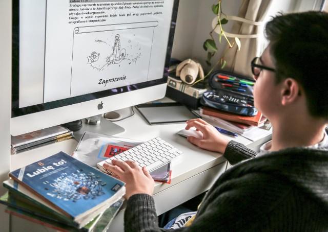 CKE zapowiada: Próbny egzamin ósmoklasisty i matura przez internet
