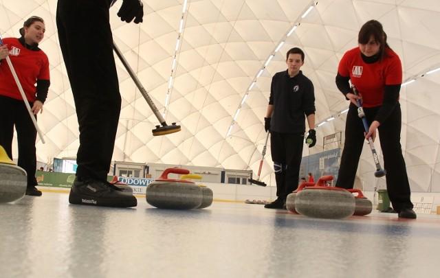 W Polsce curling to bardzo młoda dyscyplina sportowa