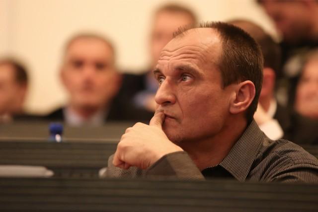 Paweł Kukiz jest radnym Dolnego Śląska