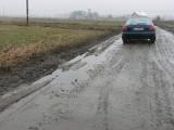 Fatalne warunki na drogach gruntowych w gminie Koluszki