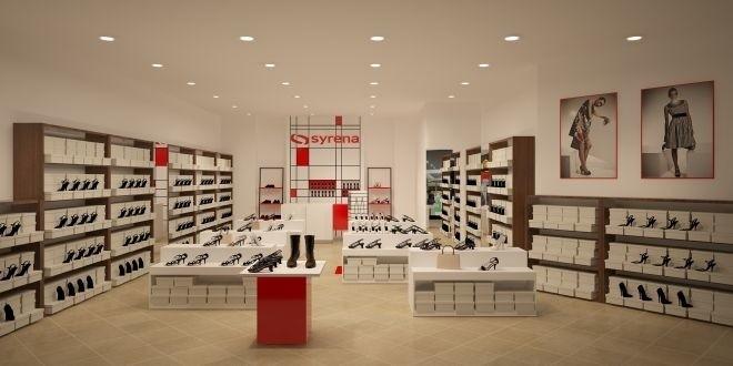 Nowy sklep z obuwiem w CH Auchan Produkcyjna