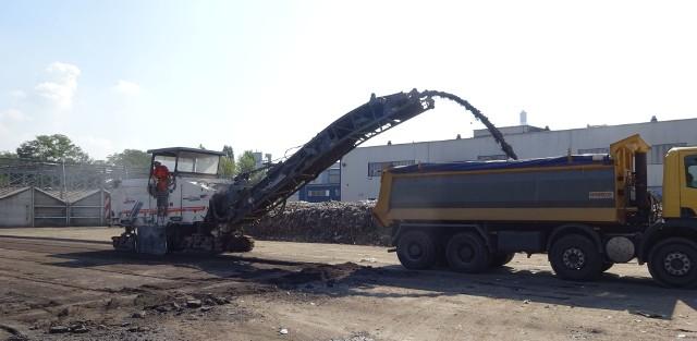 Rozpoczęła się modernizacja Zakładu Segregacji i Kompostowni FCC w Zabrzu