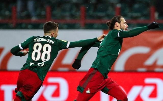 Piękna bramka Grzegorza Krychowiaka z CSKA Moskwa
