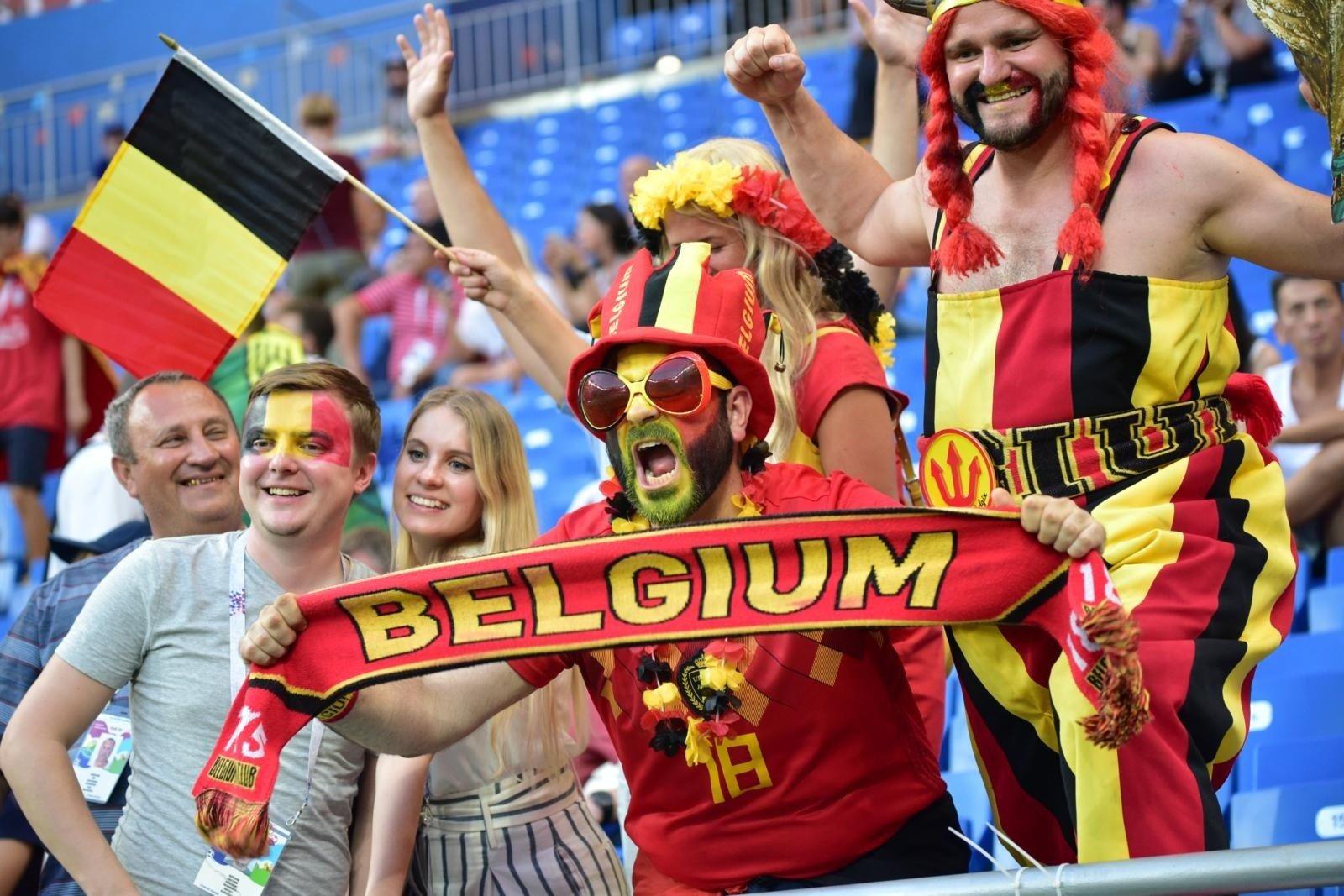 6991cb0b5676 MŚ 2018 Francja - Belgia Transmisja na żywo. Gdzie oglądać na żywo mecz  Francja -