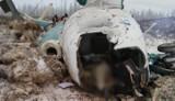 Katastrofa śmigłowca Mi-8 na półwyspie Jamał (zdjęcia, wideo)