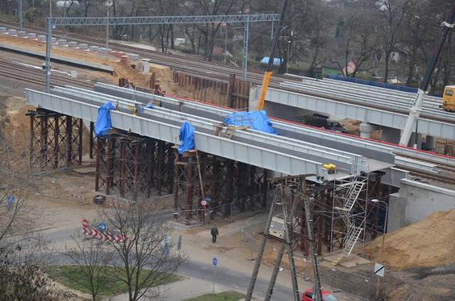 Przebudowa wiaduktu na ul. Starogroblowej