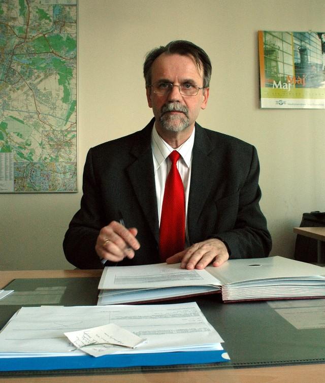 Krzysztof Jonczyk, szef komisji przetargowej