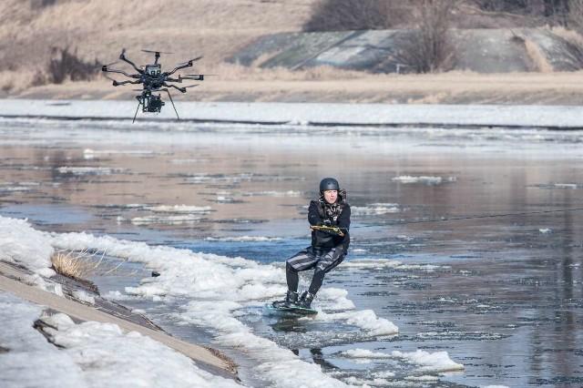 Wydarzenie pokazało, że Warta nawet zimą nadaje się do organizowania imprez sportowo-rekreacyjnych.