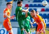 Fortuna 1 Liga. Zdjęcia z meczu Radomiaka z Termaliką. Zieloni przegrali 0:1 z liderem