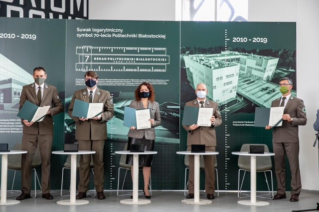 Politechnika Białostocka i mieszczące się w województwie podlaskim parki narodowe, podpisały list intencyjny w sprawie stałej współpracy.