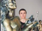 Galeria plastyczna WOAK. Barbara Olszańska-Żywalewska pokazuje Atlantis (zdjęcia)