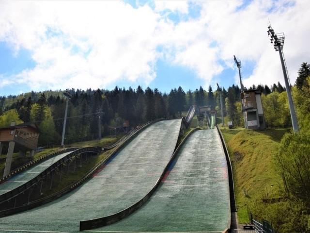 COS w Szczyrku powoli otwiera się dla sportowcówZobacz kolejne zdjęcia. Przesuwaj zdjęcia w prawo - naciśnij strzałkę lub przycisk NASTĘPNE