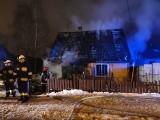 Rodzina ze Skarżyska-Kamiennej straciła dom w pożarze. Ruszyła akcja pomocy