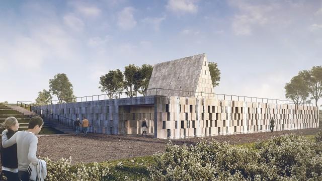 """W 2024 roku ma powstać Muzeum Pamięci bł. ks. Jerzego Popiełuszki. Zaprezentowano wizualizację projektu muzeum. Został też podpisany aneks do umowy pomiędzy Fundacją """"Dobro"""", a pracownią architektoniczną Nizio Design International na realizację projektu budowlanego."""