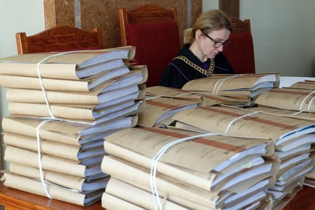 Sam A. amerykański biznesmen w końcu skazany w Białymstoku