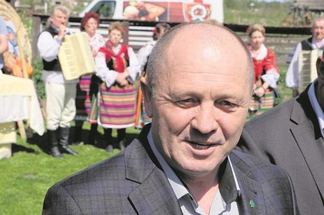 Marek Sawicki odwiedził jedno z podlaskich gospodarstw agroturystycznych, by zachęcić do wypoczynku na wsi