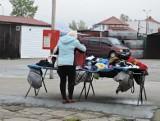 Ostrołęka. Targowisko miejskie przy Zawadzkiego zostanie otwarte 5 maja 2020