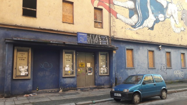 Lada moment ruszy rozbiórka kina Polonia.