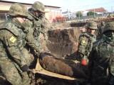 Wrocław: Saperzy usunęli 50 tys. niewybuchów i niewypałów [ZDJĘCIA]