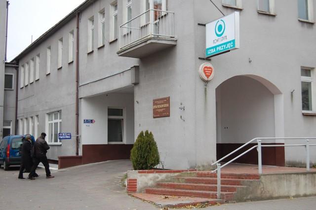 Irena K. pracuje w szpitalu w Szubinie.