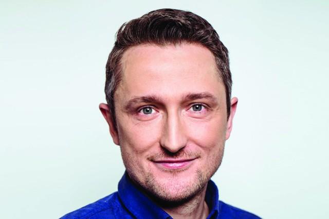 Jakub Wolff, CEO The Dust