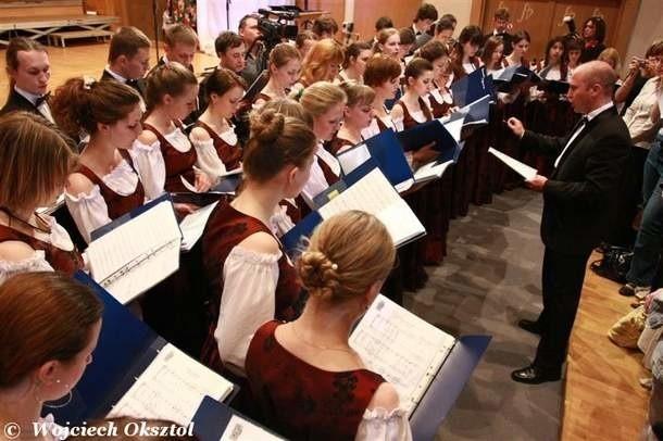 Ubiegłoroczny koncert finałowy w operze i filharmonii podlaskiej