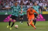 Igor Lewczuk po meczu Legia Warszawa - Korona Kielce: Rywale fajnie radzili sobie w pierwszym kwadransie, bo grali bez presji