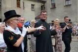 ŻAGAŃ W Żaganiu tanecznym krokiem rozpoczął się XXI Festyn Parafialny na Placu Klasztornym [ZDJĘCIA]
