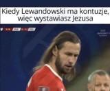 """Anglia - Polska 2:1 NAJLEPSZE MEMY po przegranym meczu w końcówce przez Polaków na Wembley. 31.03.2021 r. """"Kiedy wystawiasz do gry Jezusa"""""""