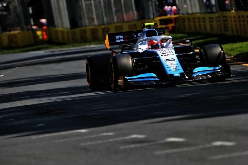 Robert Kubica zajął 17. miejsce w Grand Prix Australii.