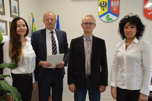 Podpisanie listu intencyjnego o współpracy