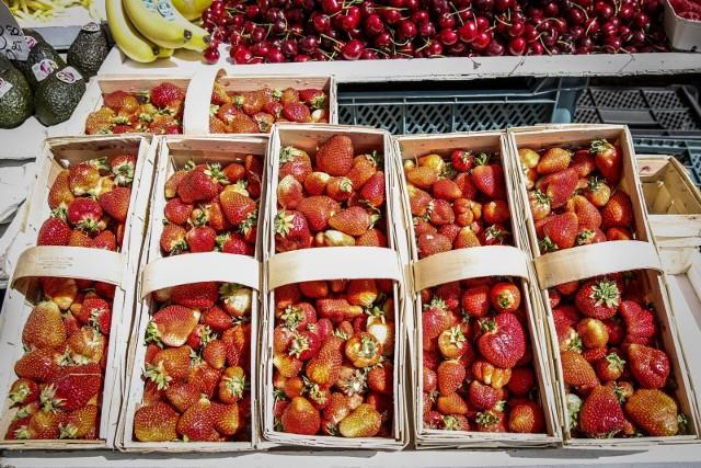 Ceny truskawek w 2020 r. są bardzo wysokie