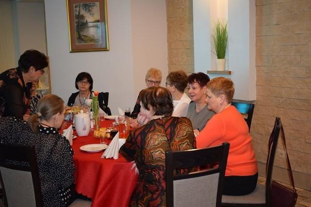 Dzień Kobiet bytowskich seniorek.