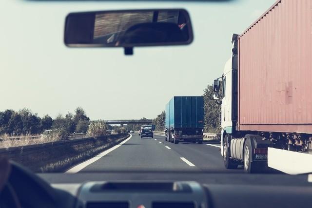 Kłopoty finansowe firm transportowych