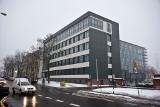 Ul. Swiętojańska. Firma Rent buduje centrum badań klinicznych i parking