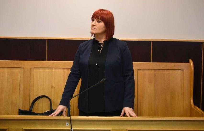 Justyna Socha została skazana na karę grzywny w wysokości 2...