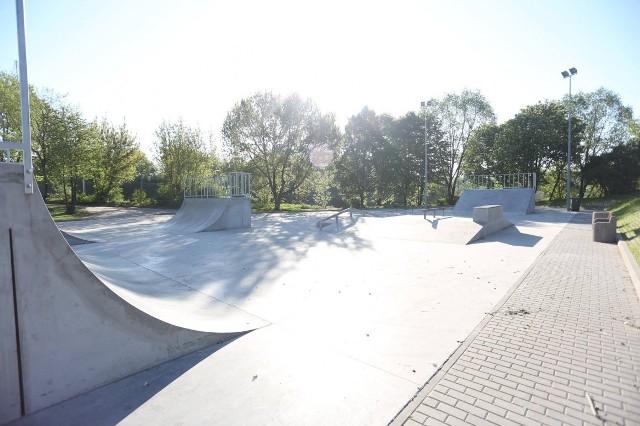 Ze skateparku będą mogli wkrótce korzystać mieszkańcy