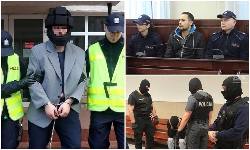 Pierwszy wyrok dożywocia w Szczecinie po 1989 r. zapadł dziesięć lat później. Dostał go Arkadiusz Kraska, ten sam, który rok temu opuścił zakład karny, bo sąd chce, aby miał ponowny proces. Ale od czasów Kraski, wyroki dożywocia usłyszało kilkudziesięciu najniebezpieczniejszych przestępców. Oto niektórzy z nich.