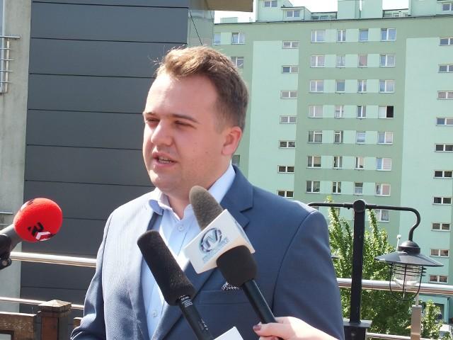 Marek Materek, prezydent Starachowic stanowczo odpowiedział Józefowi Kowalskiemu