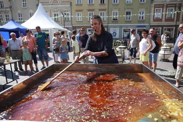 Tradycyjnie potrawy dla Opolan i gości przygotowywać będą uczestnicy kulinarnych programów telewizyjnych.