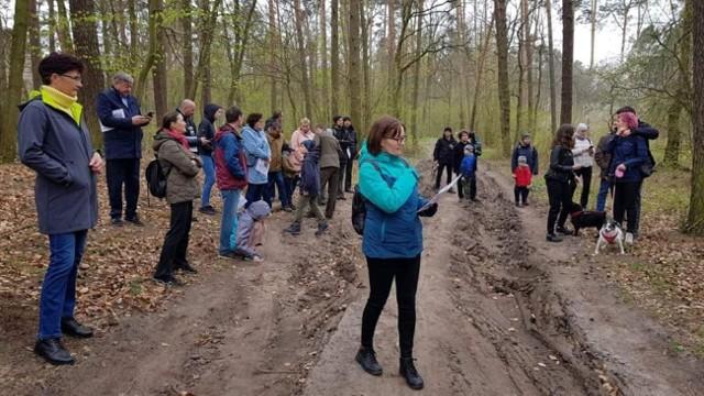 """W programie między innymi: """"Spacer po Megalitycznym Lesie"""" (cała ścieżka ponad 5 km), po której oprowadzi gości Łukasz Oliwkowski"""