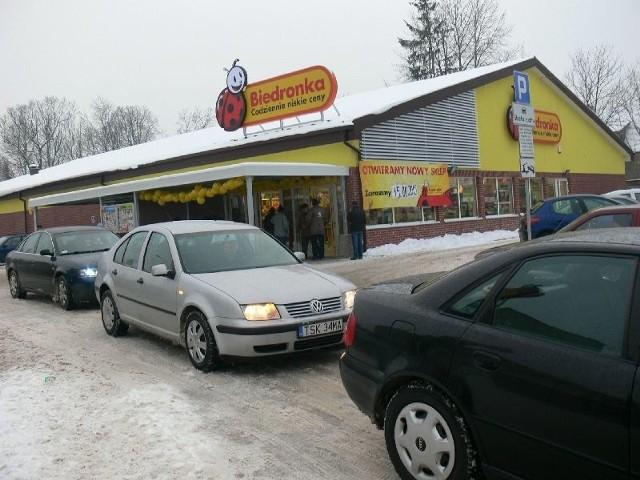 Trzecia Biedronka w Skarżysku – Kamiennej już otwarta. Tłumy klientów liczą na promocje We wtorek nowa Biedronka przeżywała oblężenie.